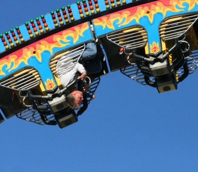 thrill seeker - canstockphoto0576964